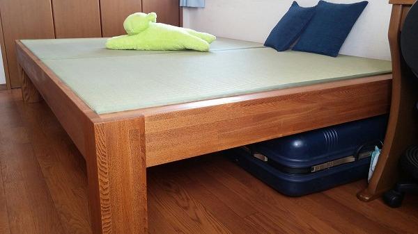 畳ベッドの施工事例