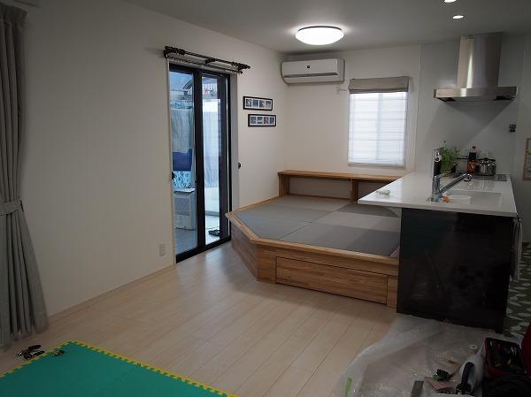 高床式畳ユニット