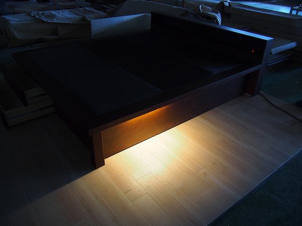 ベッド LED照明