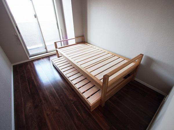 親子ベッド