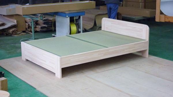 畳ベッド ダブルサイズ
