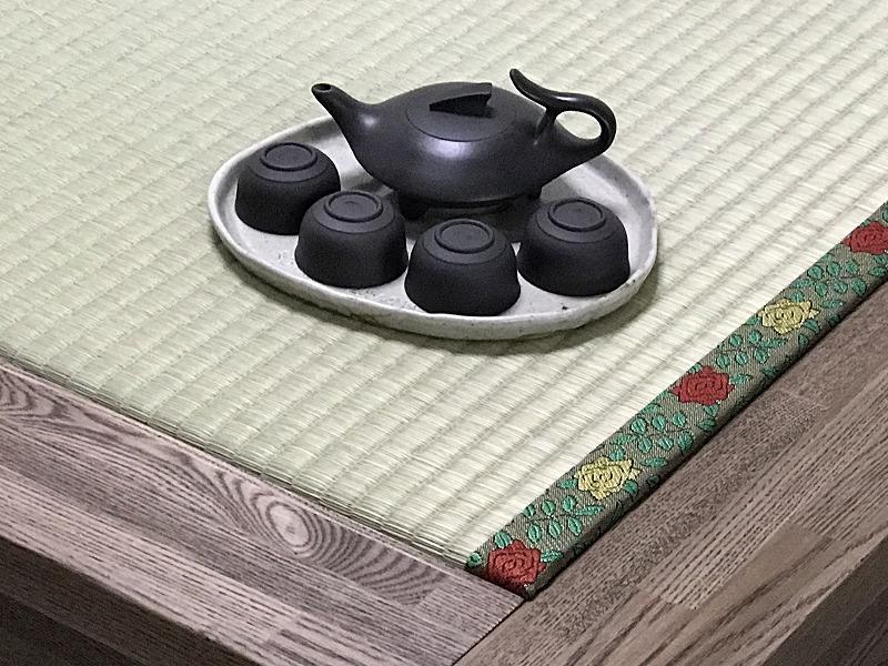小上がり 茶器