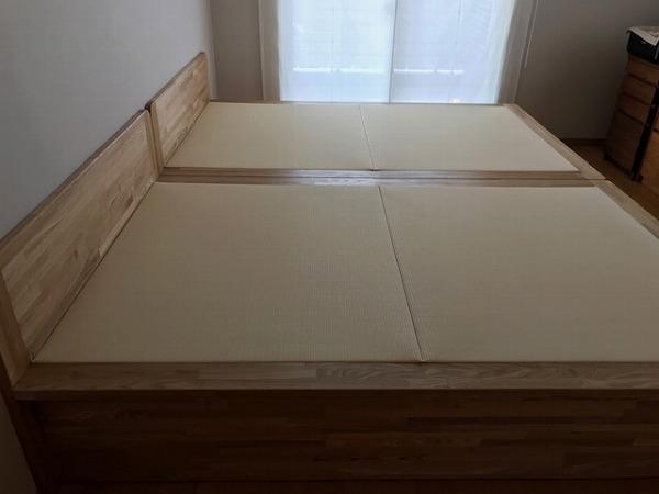 畳ベッド 国産