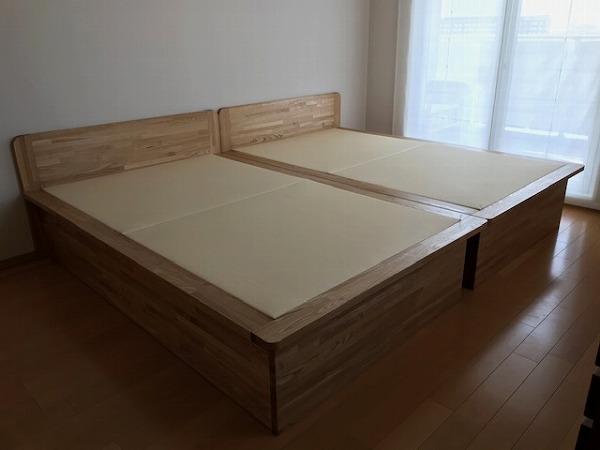 畳ベッド 設置