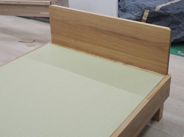 畳ベッド ナラ材 オーク材 ork 飛騨フォレスト