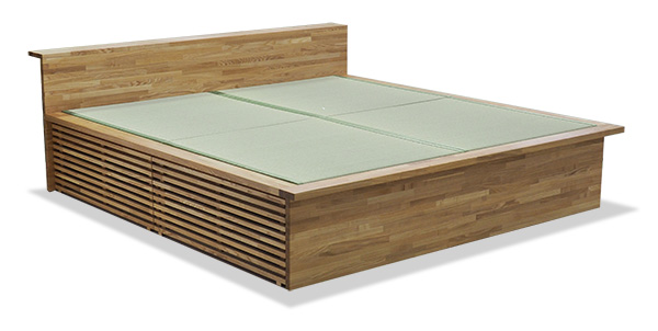 畳ベッド  キングサイズ オーダー