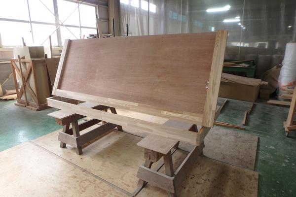 ユニット畳 製作