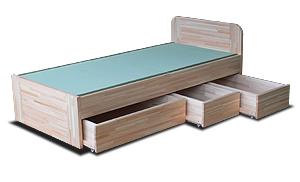 オーダー畳ベッド 高さの変更