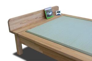 小物が置ける畳ベッド
