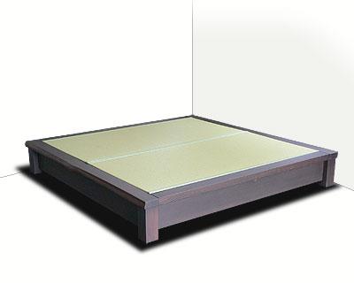 キングサイズの畳ベッド
