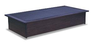 畳ベッド 黒 オーダー