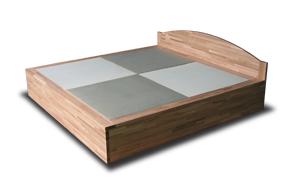 畳ベッド ヘッドボード付き
