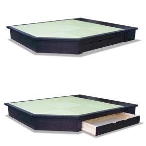 置き畳 高床 収納