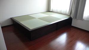 畳ベッド ベッド下 収納
