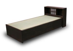 畳ベッド 格子