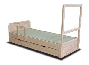 畳ベッド 布団干し