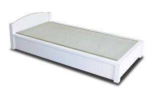 畳ベッド ホワイト色