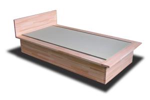 畳ベッド ベッド下収納 ヘッドボード付き