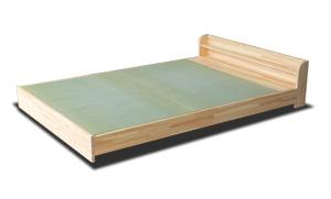畳ベッド ロータイプ
