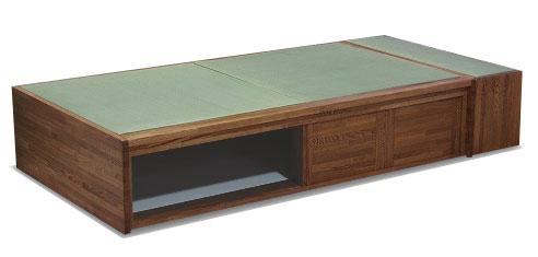 畳ベッド ベンチ 収納 畳