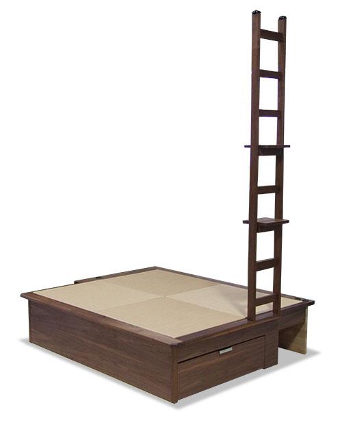 畳ベッド はしご