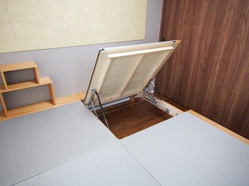 畳ベッド オーダー 収納
