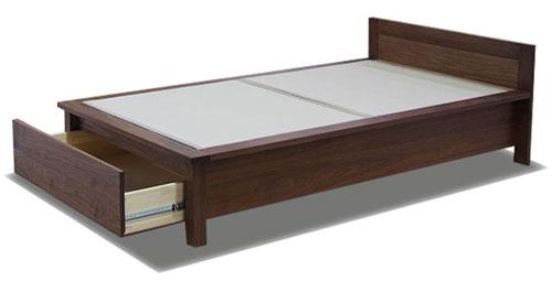 畳ベッド 引き出し 収納
