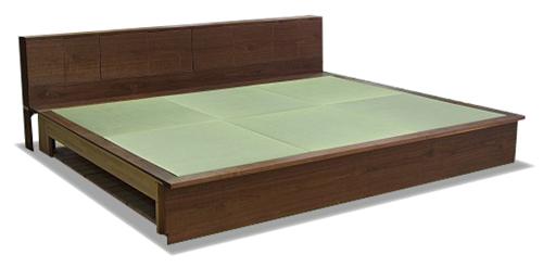 畳ベッド 大きいサイズ 収納