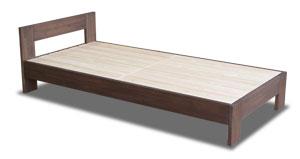 すのこベッド 仕様変更 ヘッドボード付き