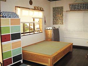 畳ベッドsugi 設置事例