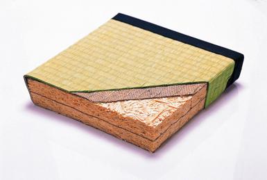 畳ベッドの畳芯 ひのき畳