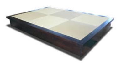 畳ベッド ベッド内部を収納スペースとして使用できる標準タイプ