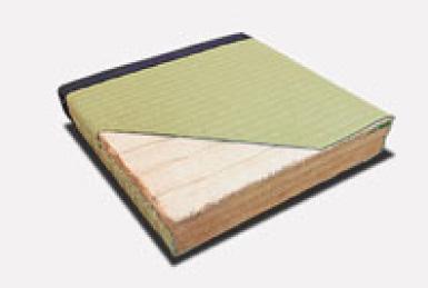 畳ベッドの畳芯 木質繊維を固めたボード畳