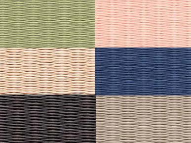 畳ベッド カラー畳表