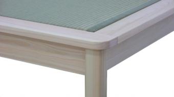 Sタイプ畳ベッドの脚部