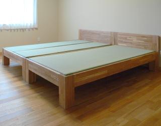 畳ベッド・ユニット畳