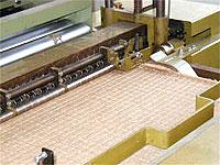 健康ひのき畳の製造機械